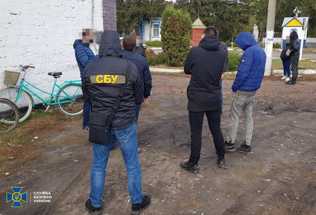 На Сумщині СБУ викрила голову сільради на корупції у земельній сфері, фото-2