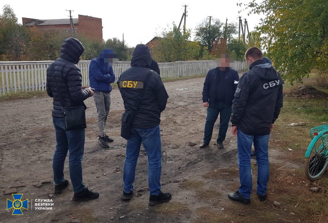 На Сумщині СБУ викрила голову сільради на корупції у земельній сфері, фото-1