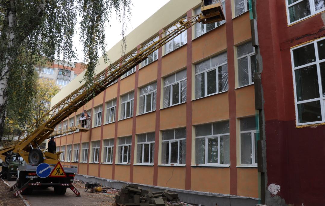 Олександр Лисенко: Проводимо комплексну термомодернізацію освітніх закладів – дбаємо про комфорт і здоров'я наших дітей, фото-3