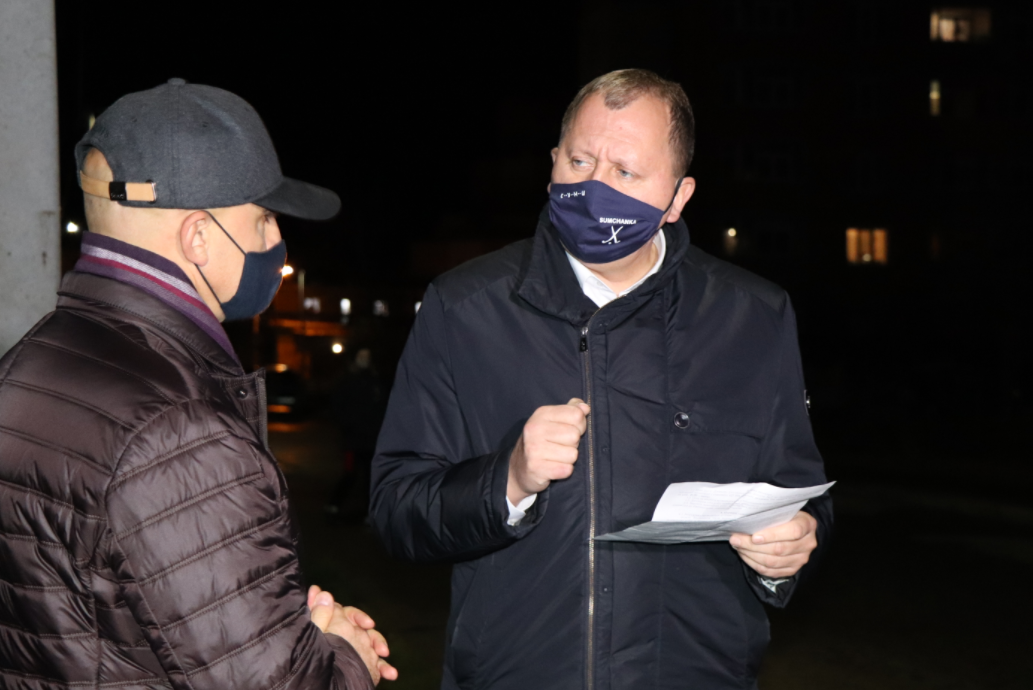 Олександр Лисенко: Продовжуємо ремонт мереж вуличного освітлення міста, фото-2