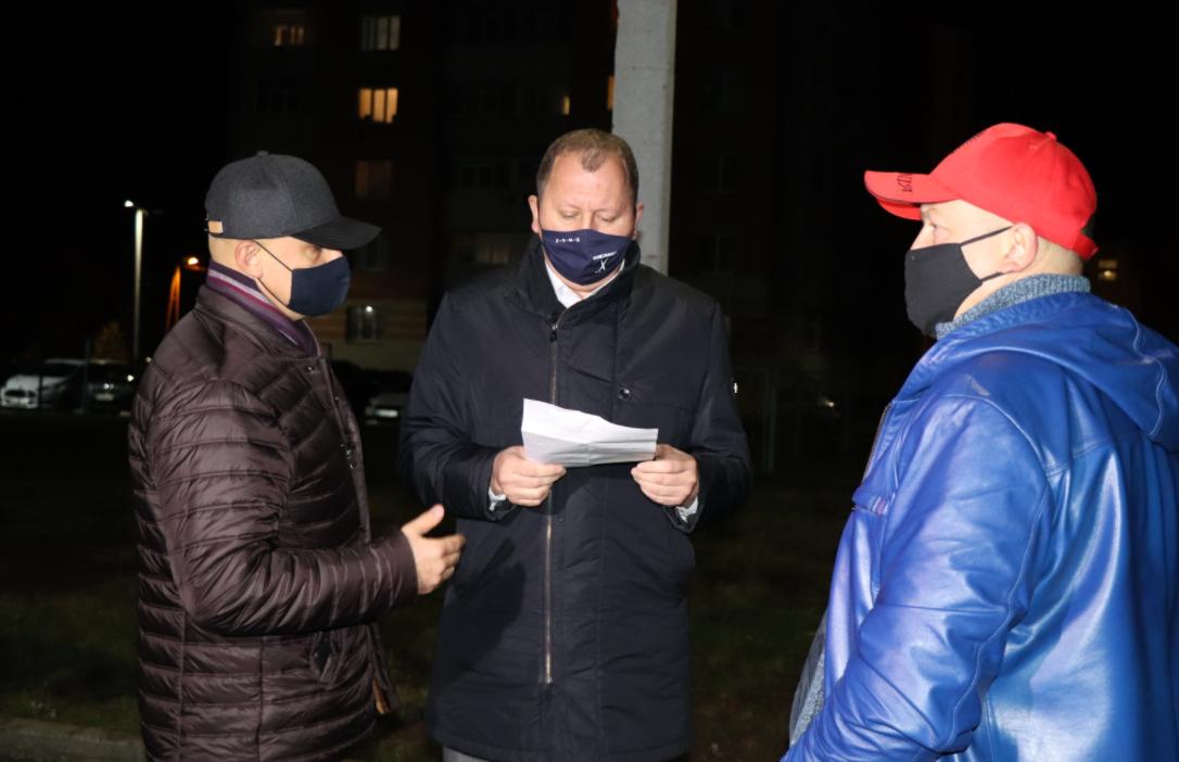 Олександр Лисенко: Продовжуємо ремонт мереж вуличного освітлення міста, фото-3