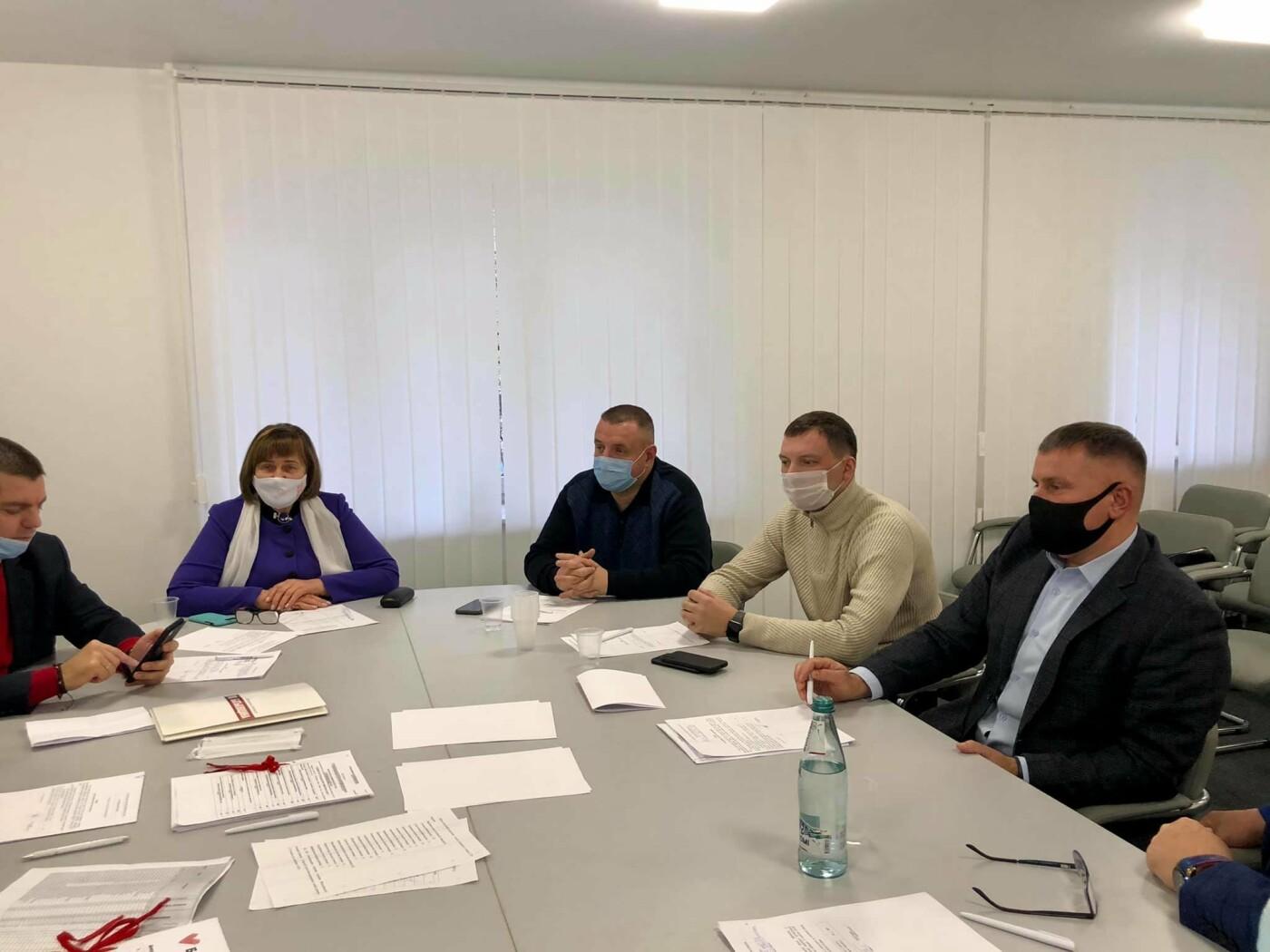 Вадим Лисий очолив депутатську фракцію у Сумській облраді, фото-6