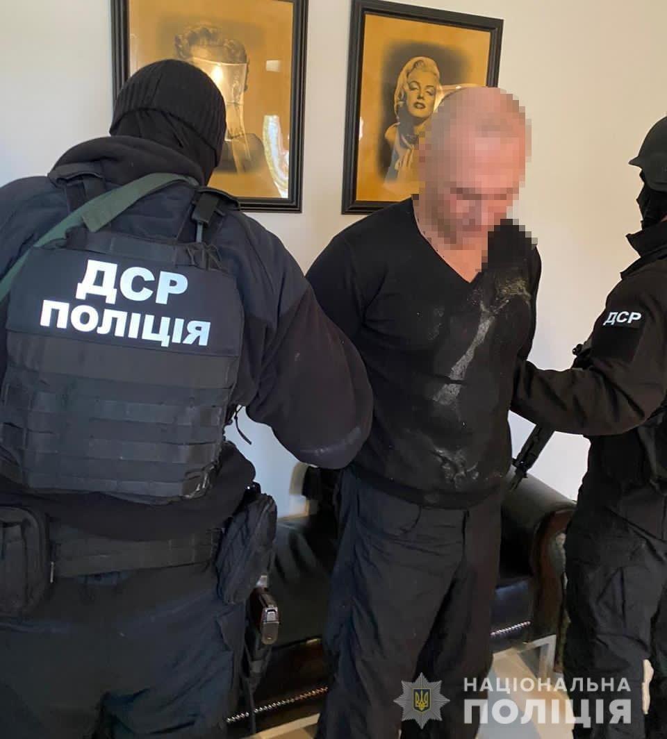 В Сумах поліція затримала кримінального «авторитета», який перебував у розшуку, фото-1