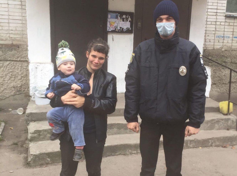 Зниклих в Богодухові жінку з дитиною розшукали в Охтирці, фото-1