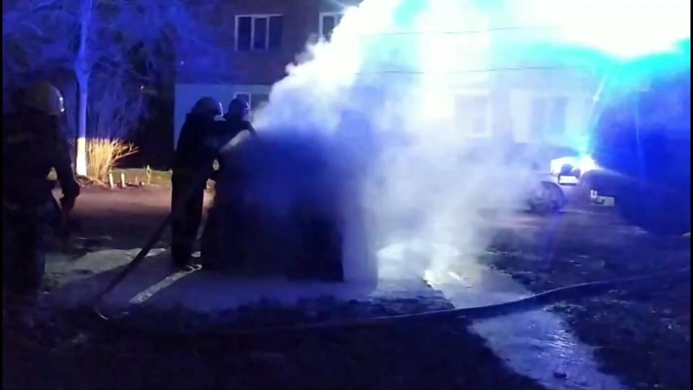 Вогнеборці оприлюднили відео, як гасали «SMART» депутатки з Сумщини, фото-2