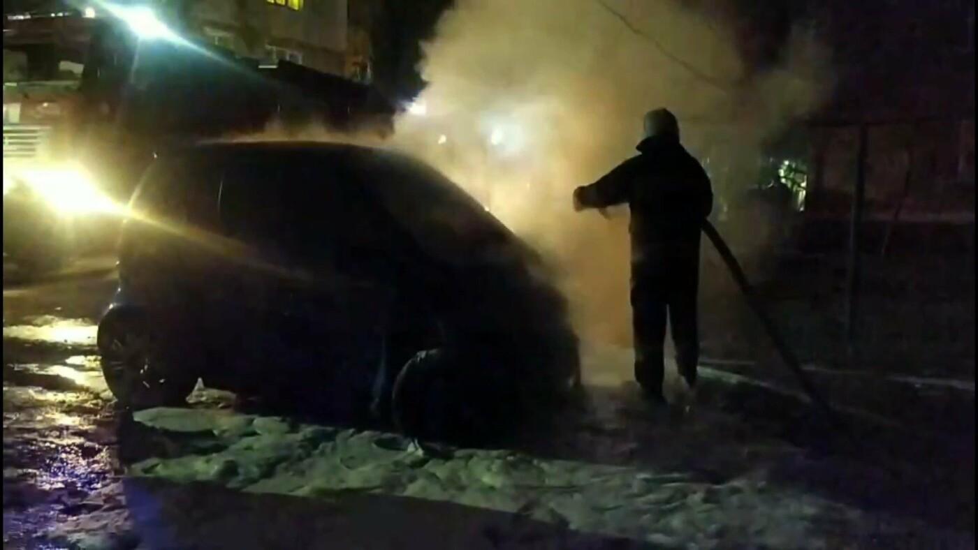 Вогнеборці оприлюднили відео, як гасали «SMART» депутатки з Сумщини, фото-1