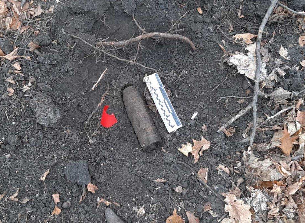 На Сумщині упродовж доби виявили 2 боєприпаси часів минулих війн, фото-1