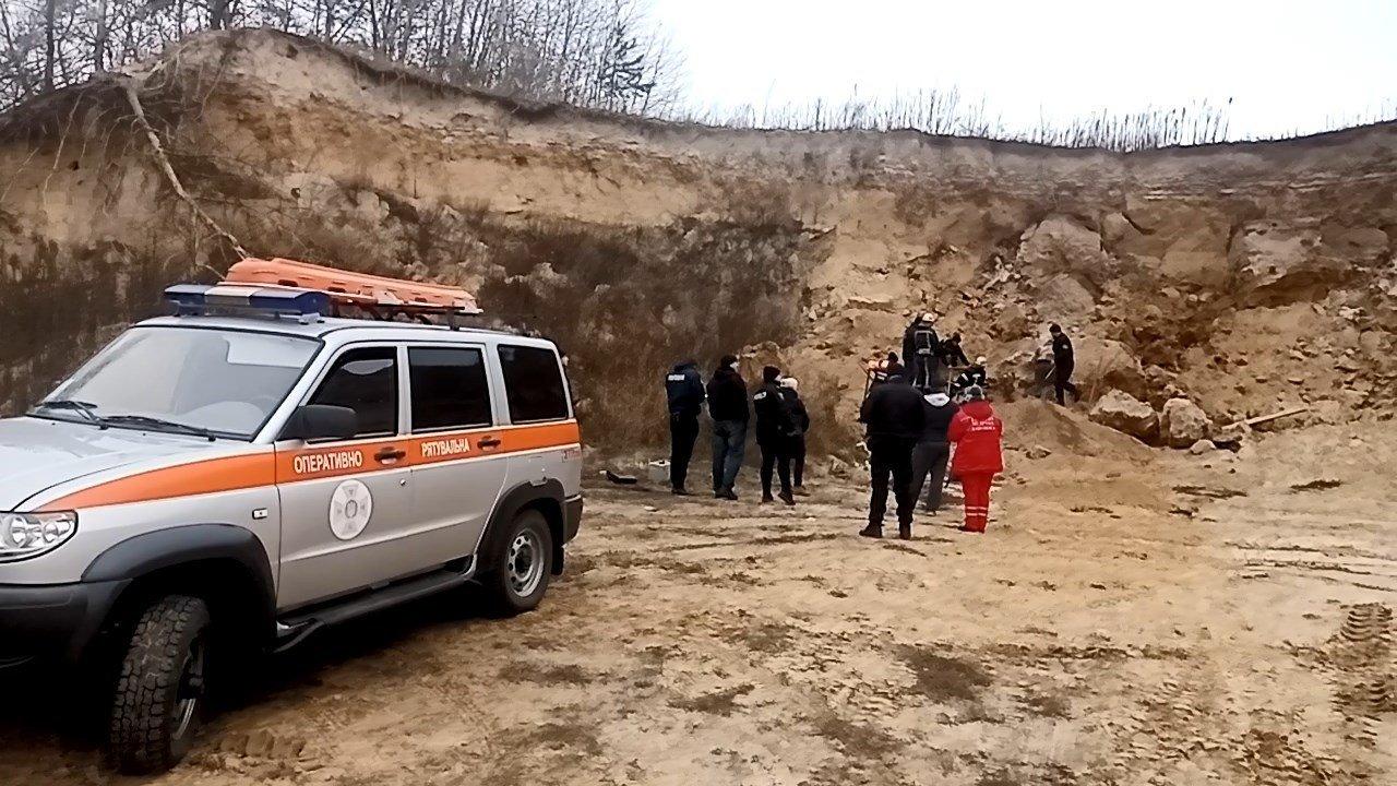 На Сумщині під зсувом піщаного грунту загинув чоловік, фото-2