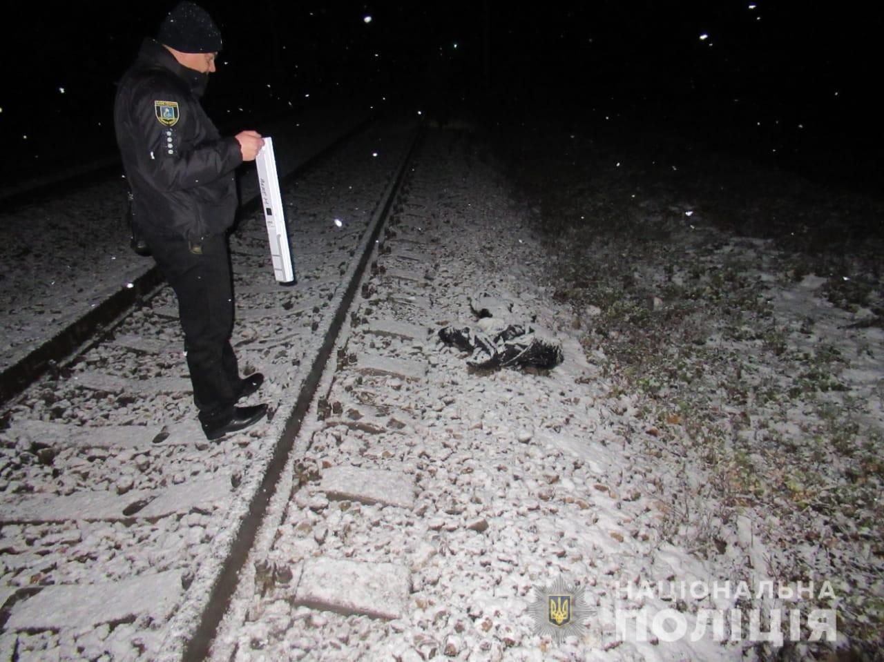 Поліція Сумщини розслідує обставини загибелі людини на залізничній колії та з'ясовує особу загиблого, фото-2