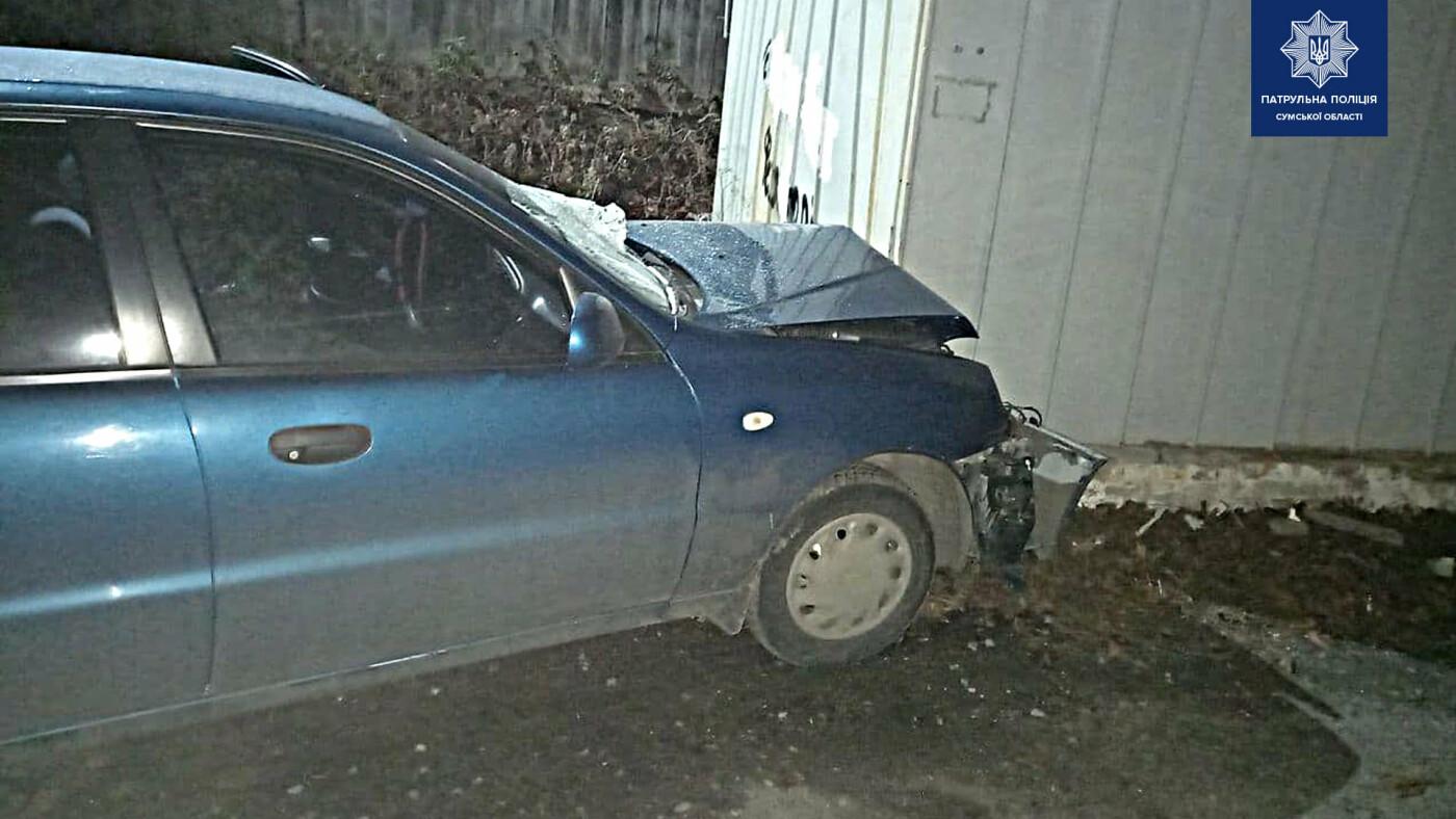У гаражному кооперативі Сум сталася ДТП з постраждалими, фото-3