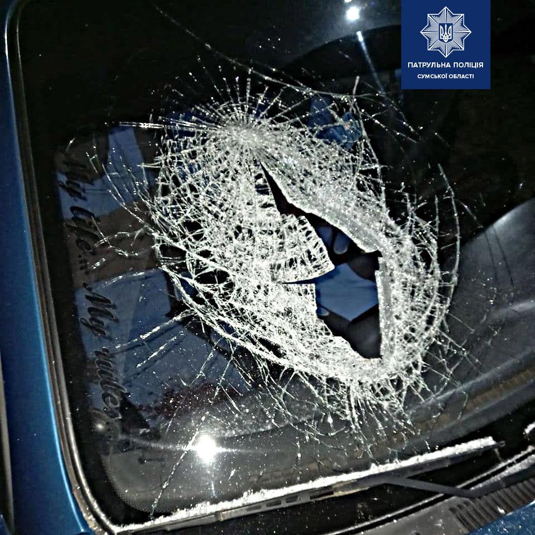 У гаражному кооперативі Сум сталася ДТП з постраждалими, фото-1