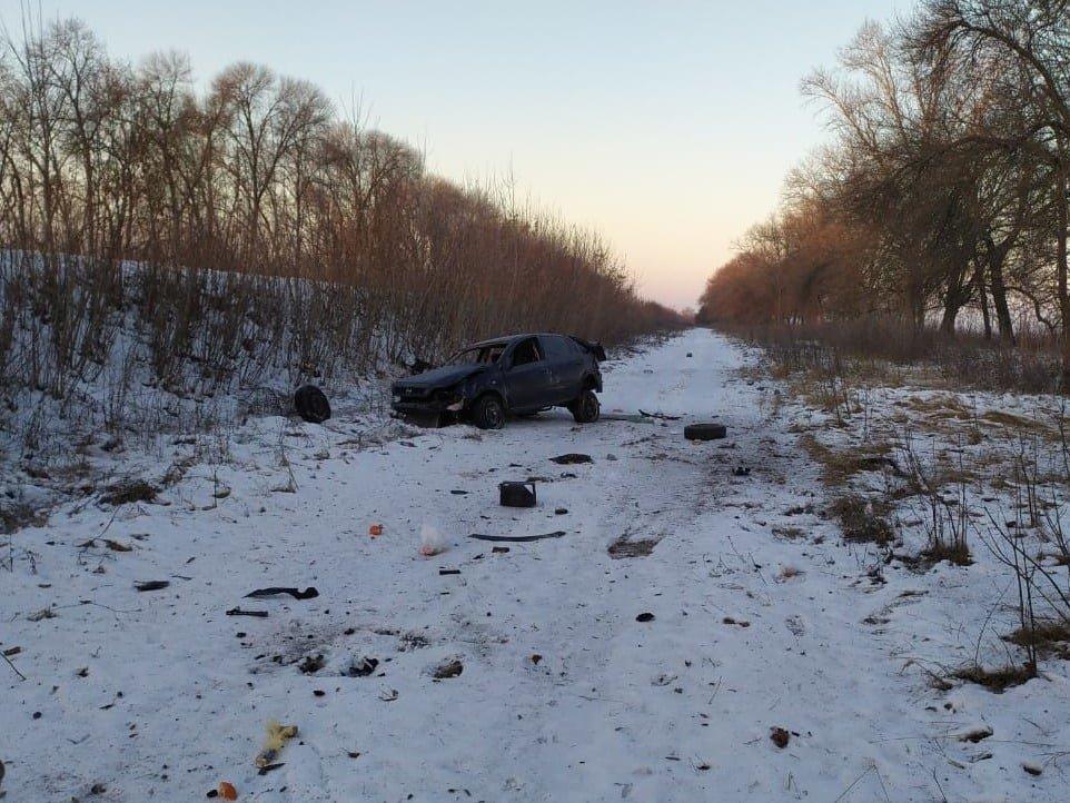 На Сумщині сталася смертельна ДТП: загинули дві людини, фото-1