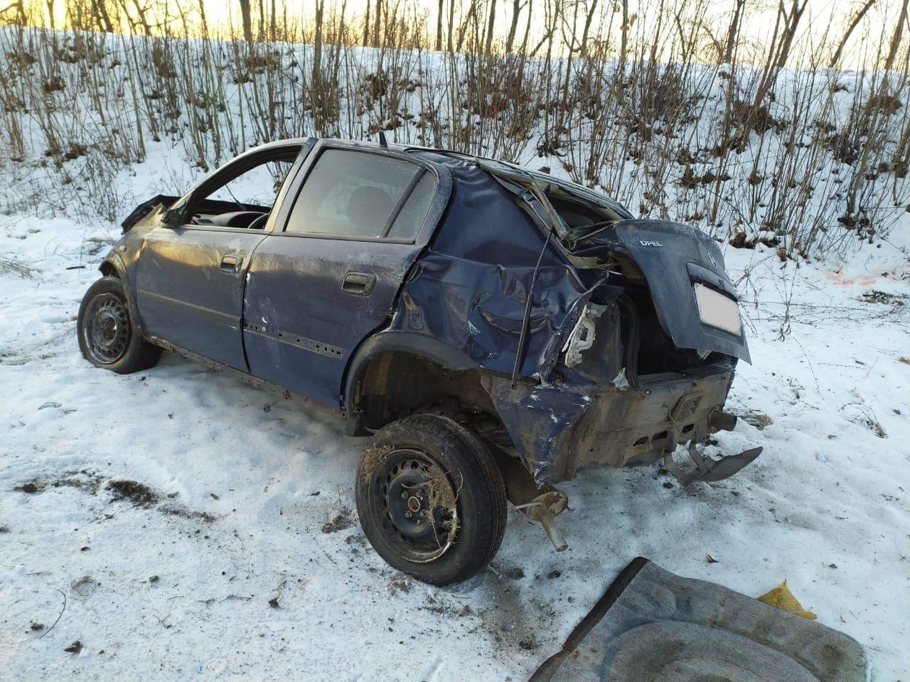На Сумщині сталася смертельна ДТП: загинули дві людини, фото-2