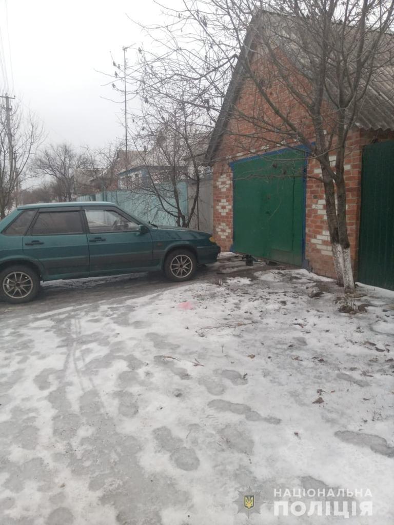 На Сумщині чоловік угнав автівку сусіда, «щоб погрітися», фото-1