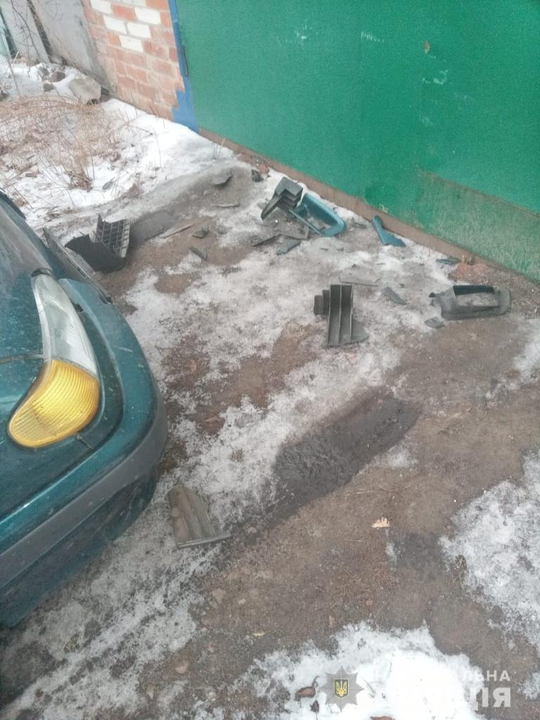 На Сумщині чоловік угнав автівку сусіда, «щоб погрітися», фото-2
