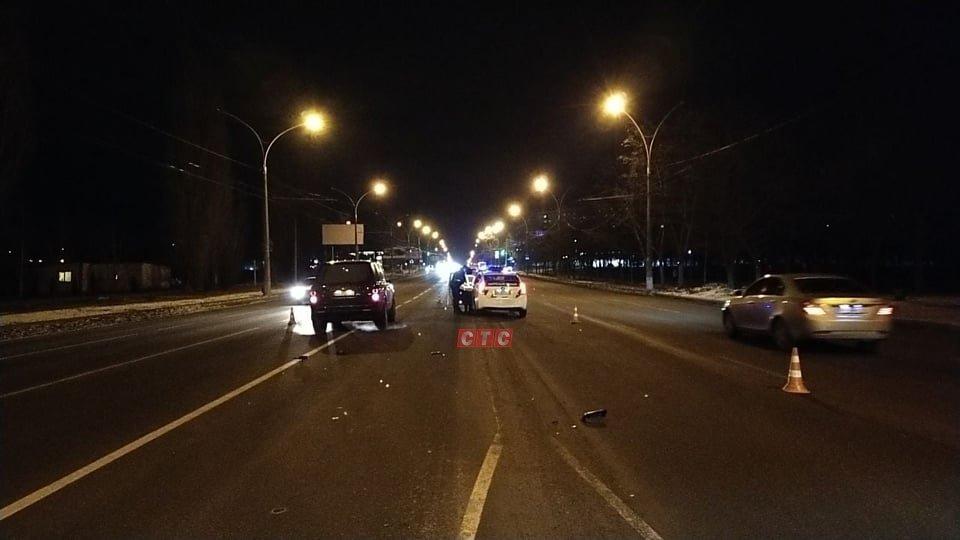 У Сумах Range Rover збив жінку на пішохідному переході, фото-2