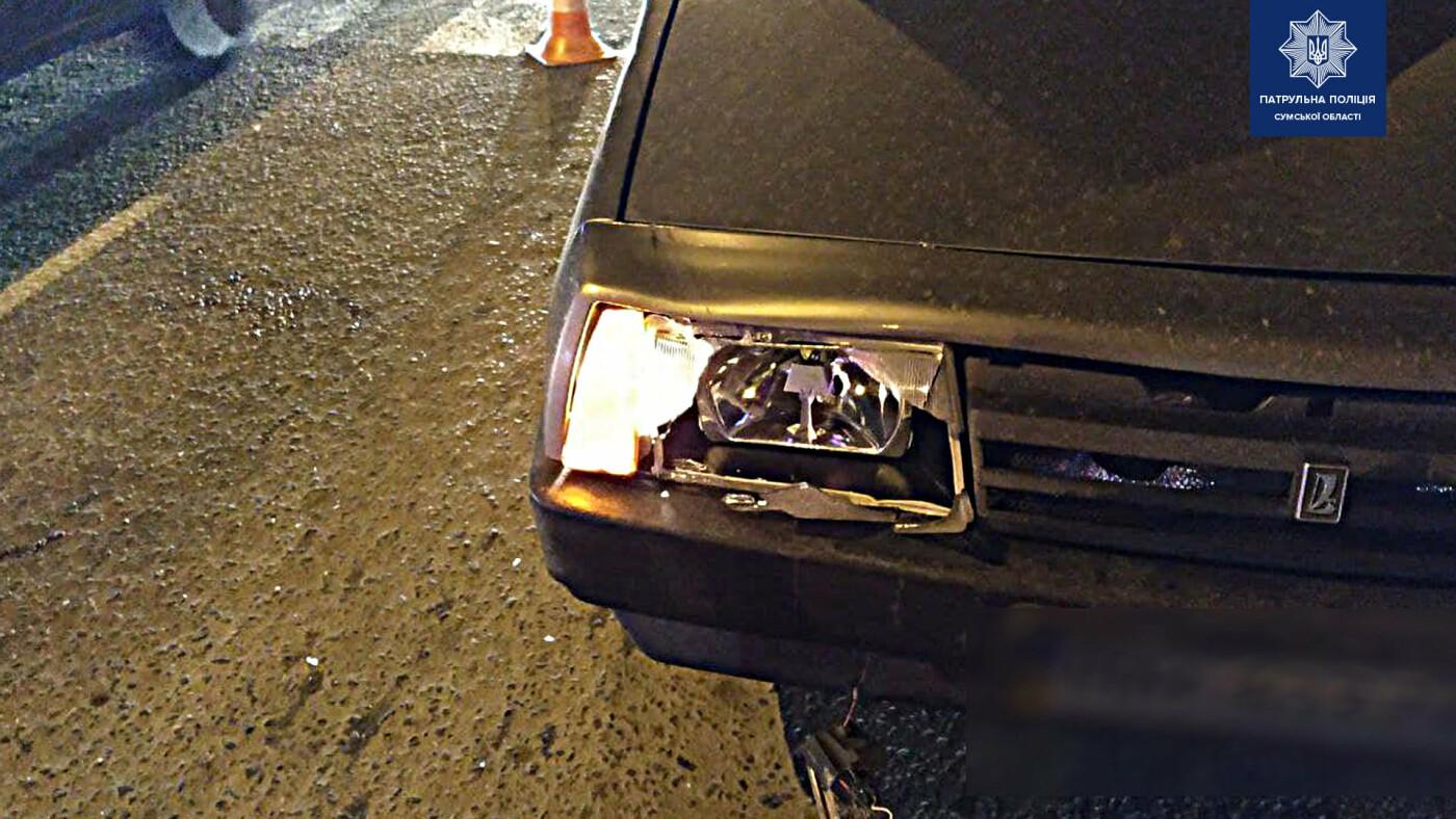 У Сумах за день на переходах збили двох пішоходів , фото-2