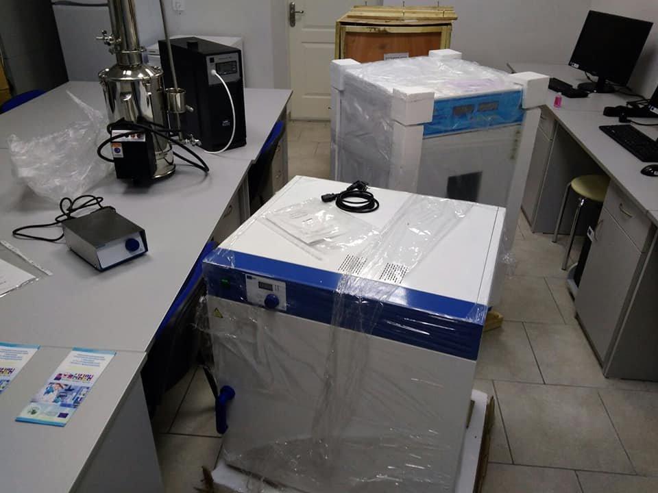 СНАУ оновлює лабораторію ПЛР-діагностики, фото-4