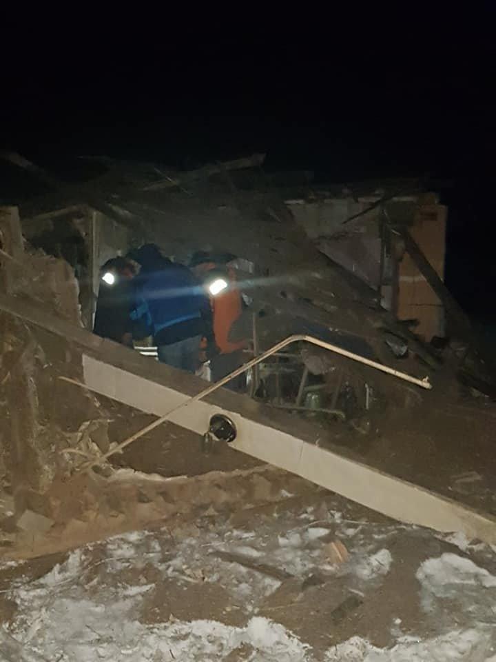На Сумщині вибухнув будинок, фото-2