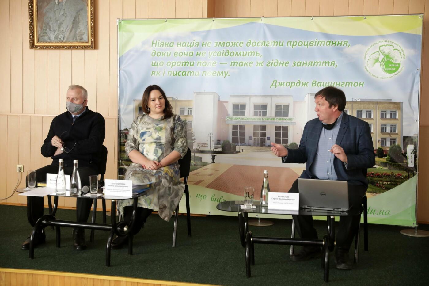 У СНАУ говорили про привабливість українських вишів для іноземних студентів, фото-6