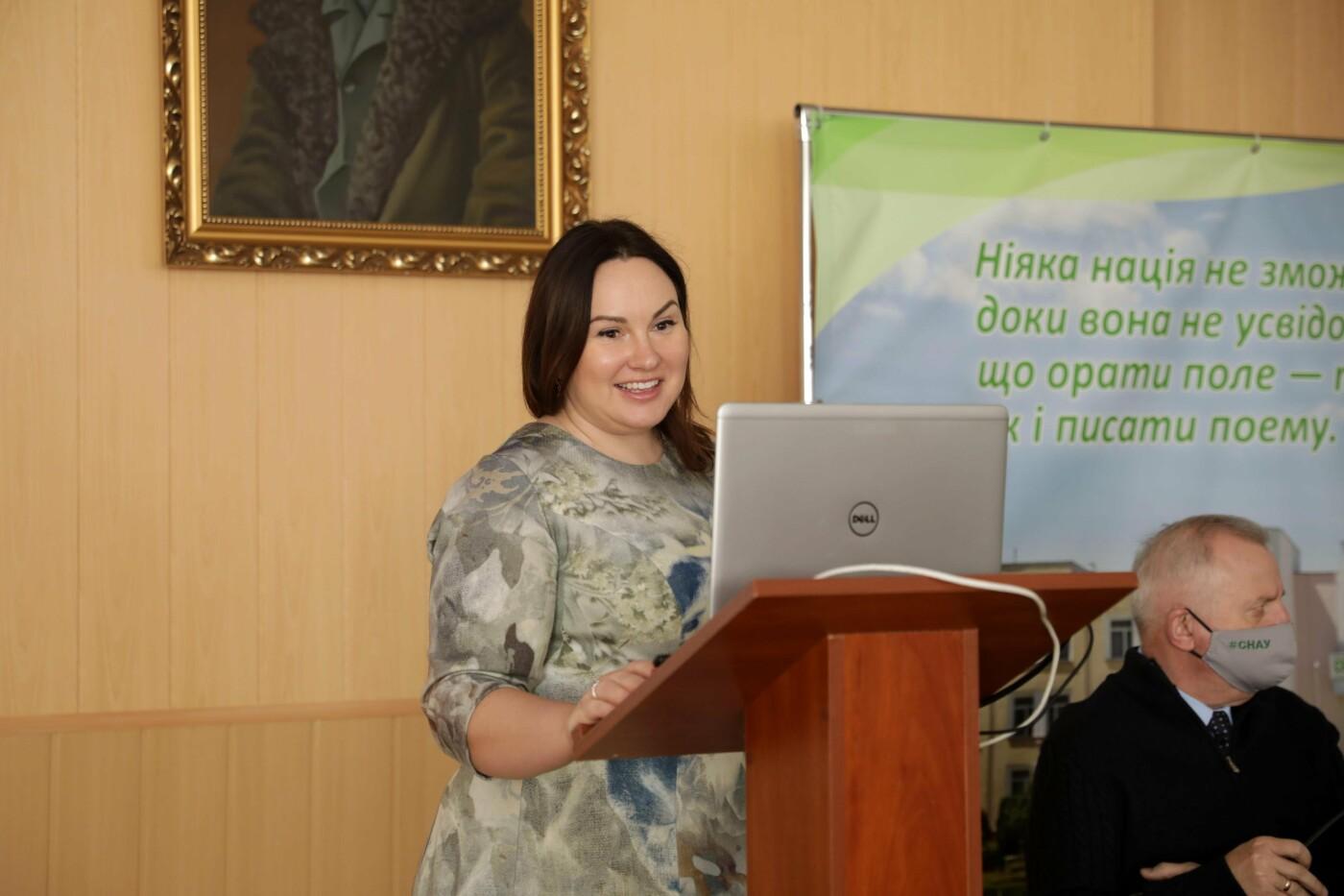 У СНАУ говорили про привабливість українських вишів для іноземних студентів, фото-5