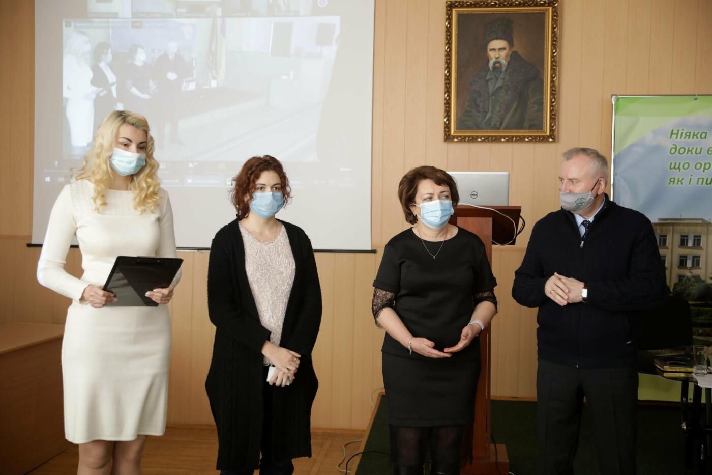 У СНАУ говорили про привабливість українських вишів для іноземних студентів, фото-3