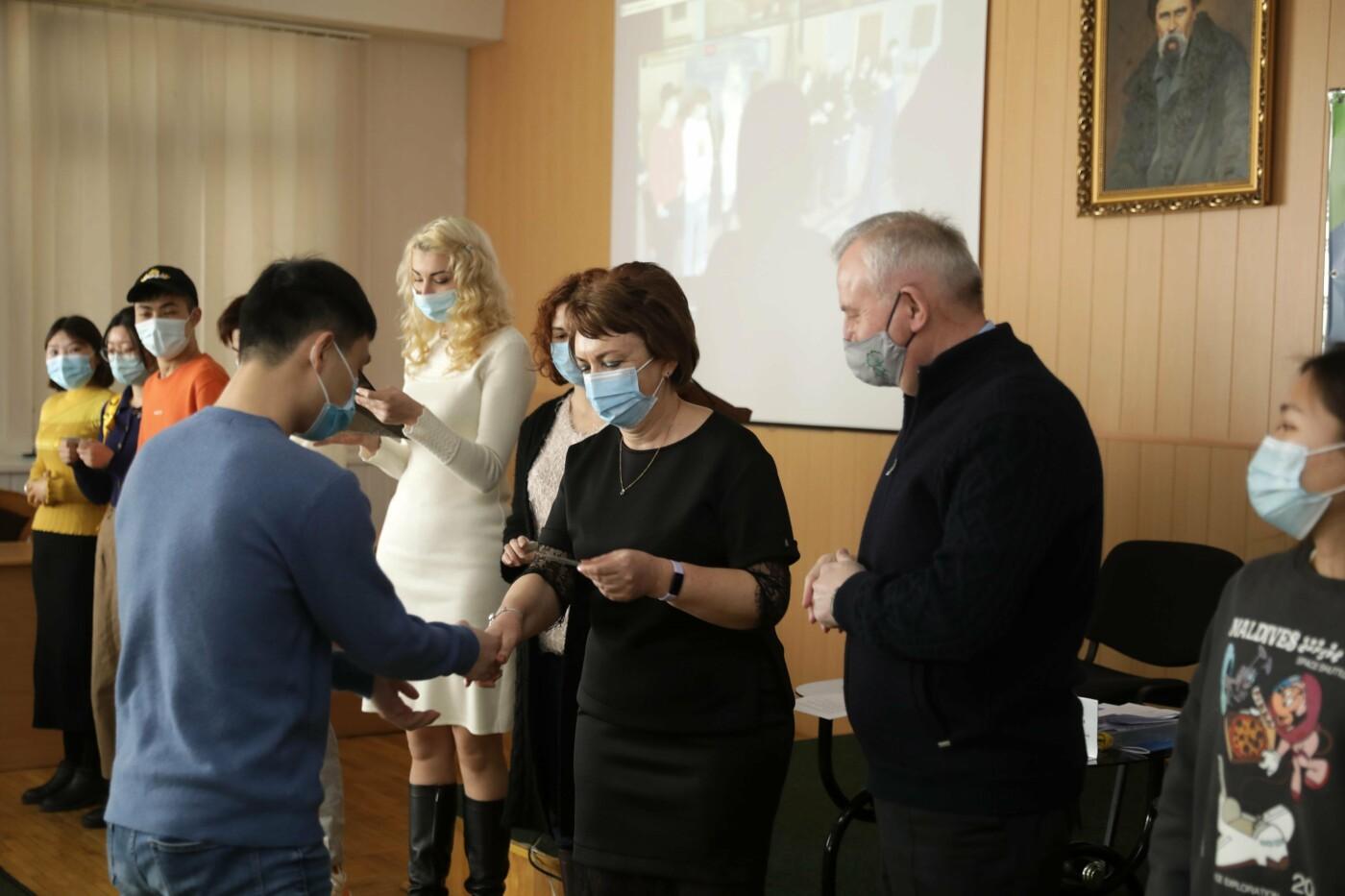 У СНАУ говорили про привабливість українських вишів для іноземних студентів, фото-2
