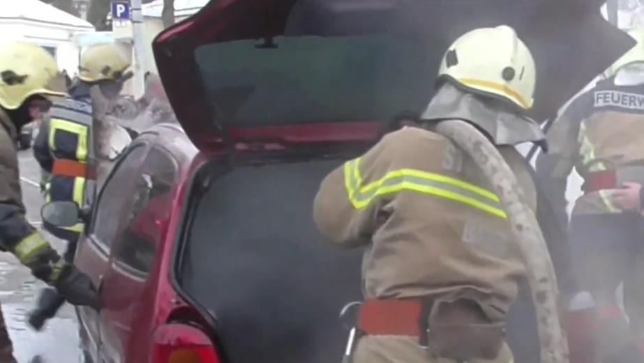 Стали відомі подробиці загоряння авто в Сумах, фото-1