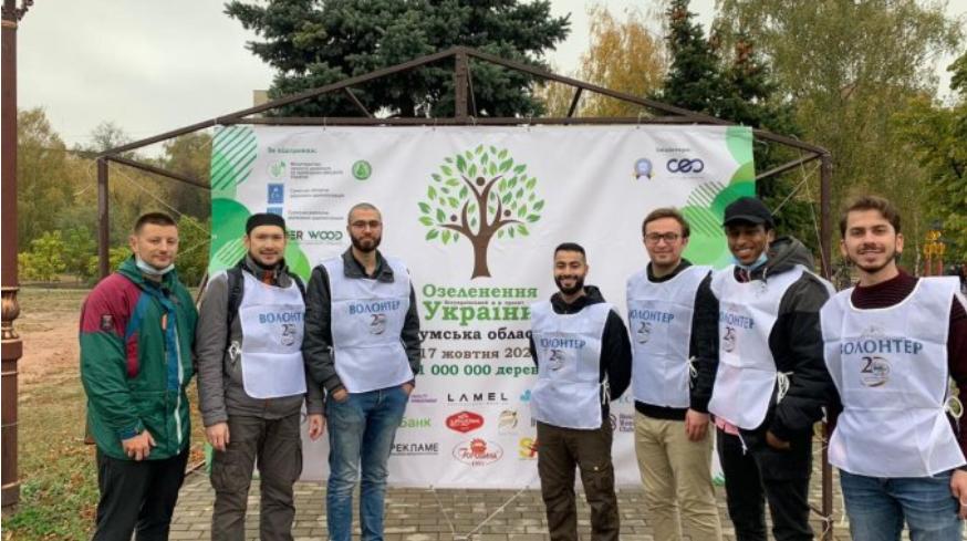 У Сумах висадять дві тисячі дерев: організатори шукають партнерів і волонтерів, фото-1