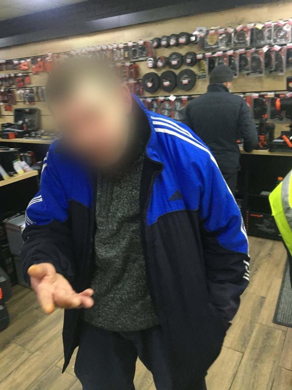 У Сумах затримали крадія, який знаходився у розшуку, фото-1