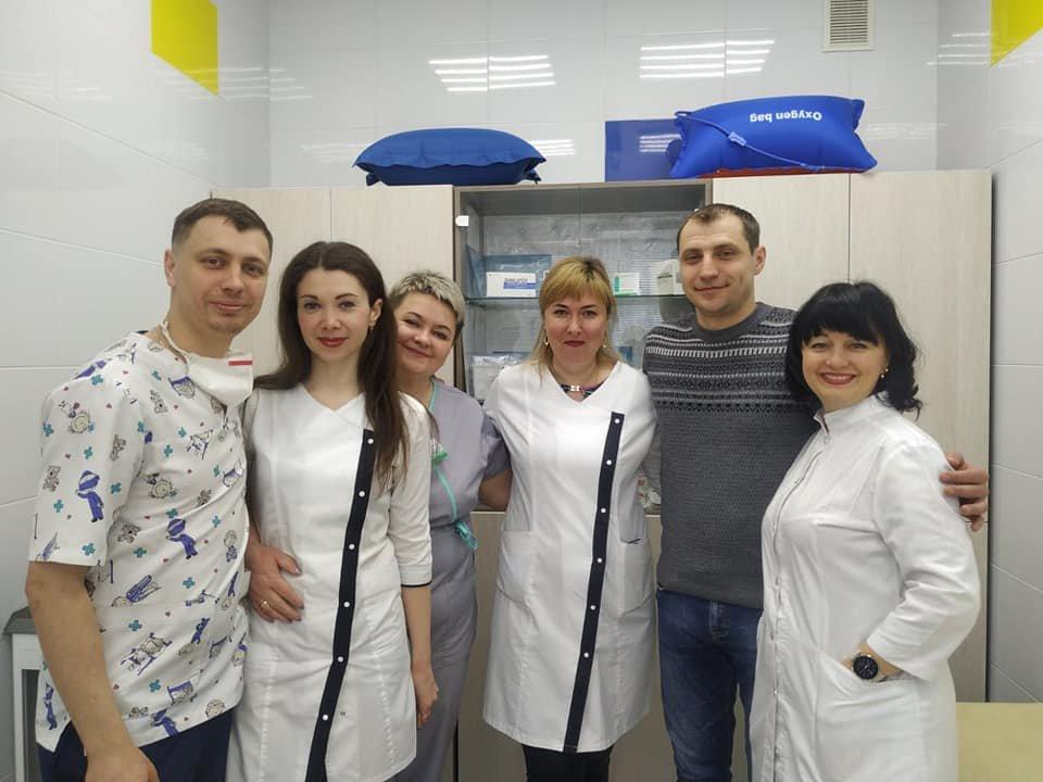 У Сумах від COVID-19 щепили 55 медпрацівників дитячої лікарні Святої Зінаїди , фото-1