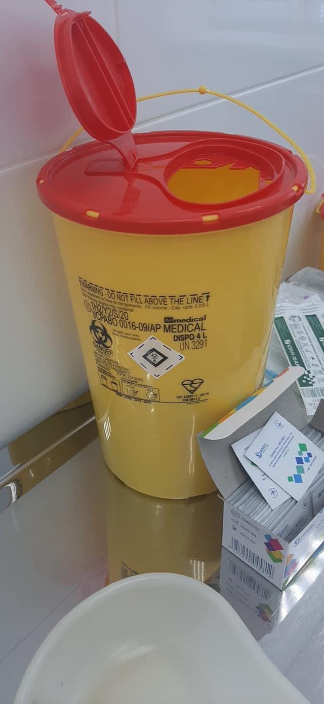 У Сумах від COVID-19 щепили 55 медпрацівників дитячої лікарні Святої Зінаїди , фото-5
