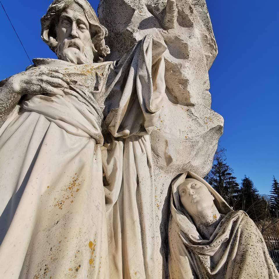 Фотофакт: скульптури Круазі у Сумах у катастрофічному стані, фото-2