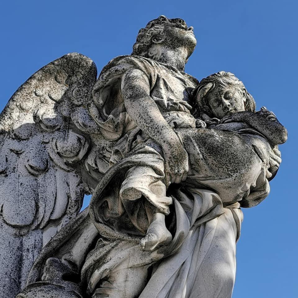Фотофакт: скульптури Круазі у Сумах у катастрофічному стані, фото-4