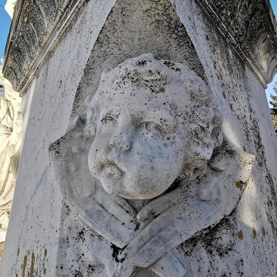 Фотофакт: скульптури Круазі у Сумах у катастрофічному стані, фото-8