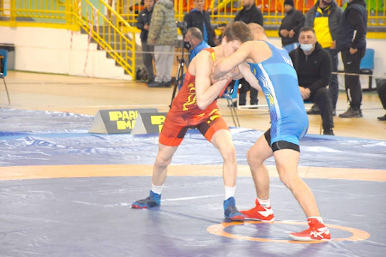 У Сумах проходить чемпіонат України з греко-римської боротьби серед дорослих до 23 років, фото-4
