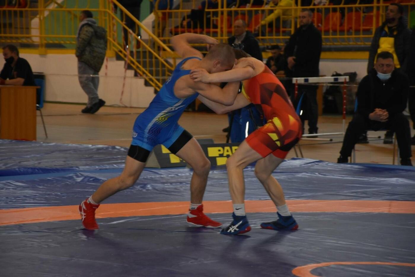У Сумах проходить чемпіонат України з греко-римської боротьби серед дорослих до 23 років, фото-1