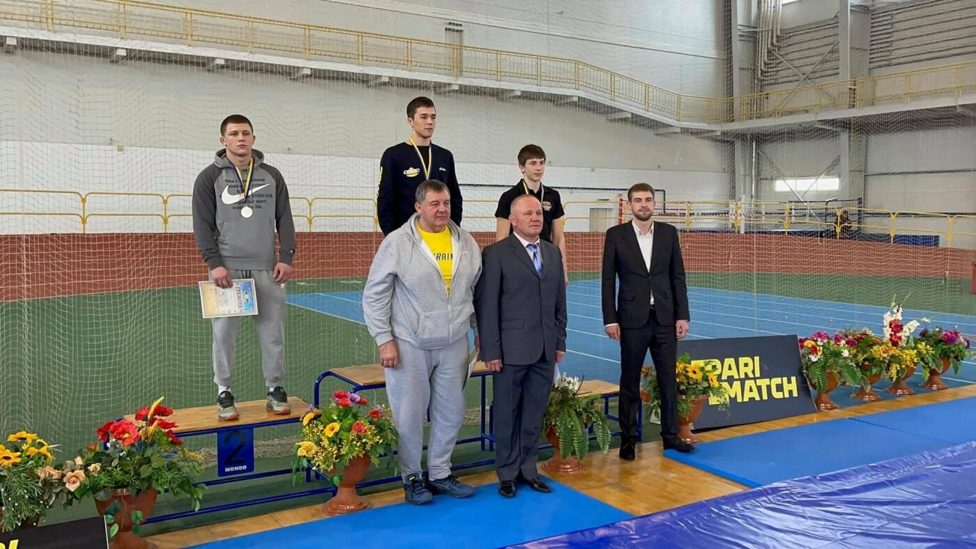 У Сумах нагородили переможців чемпіонату України з греко-римської боротьби, фото-2