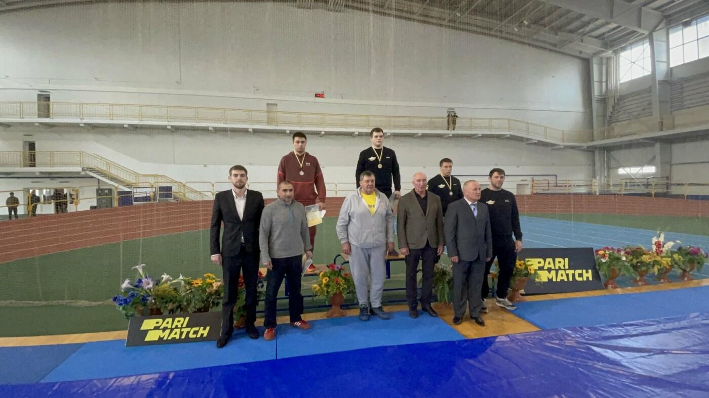 У Сумах нагородили переможців чемпіонату України з греко-римської боротьби, фото-3