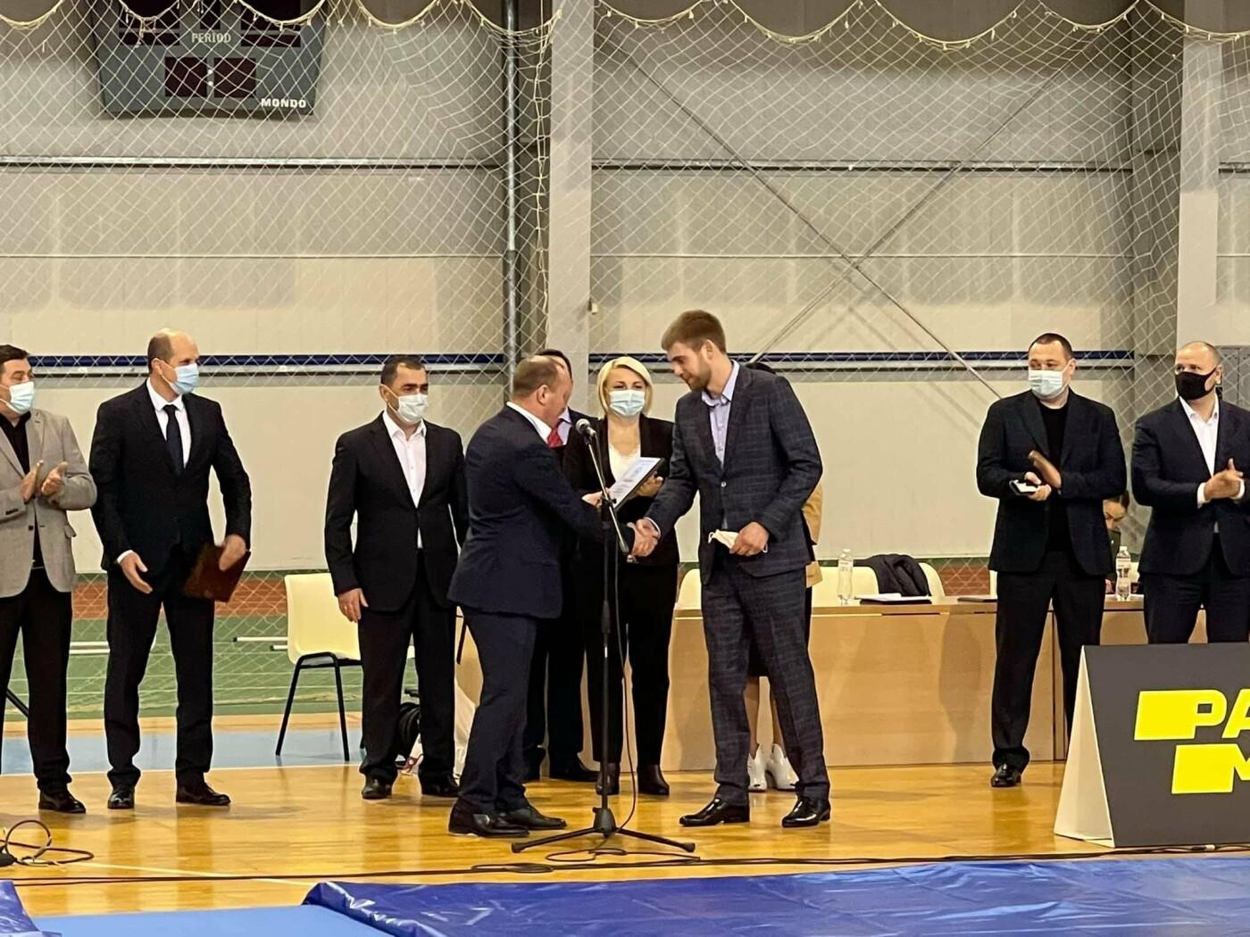 У Сумах нагородили переможців чемпіонату України з греко-римської боротьби, фото-5