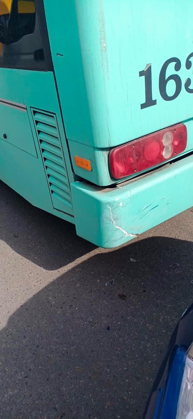 У Сумах ще один новий тролейбус потрапив у ДТП, фото-1