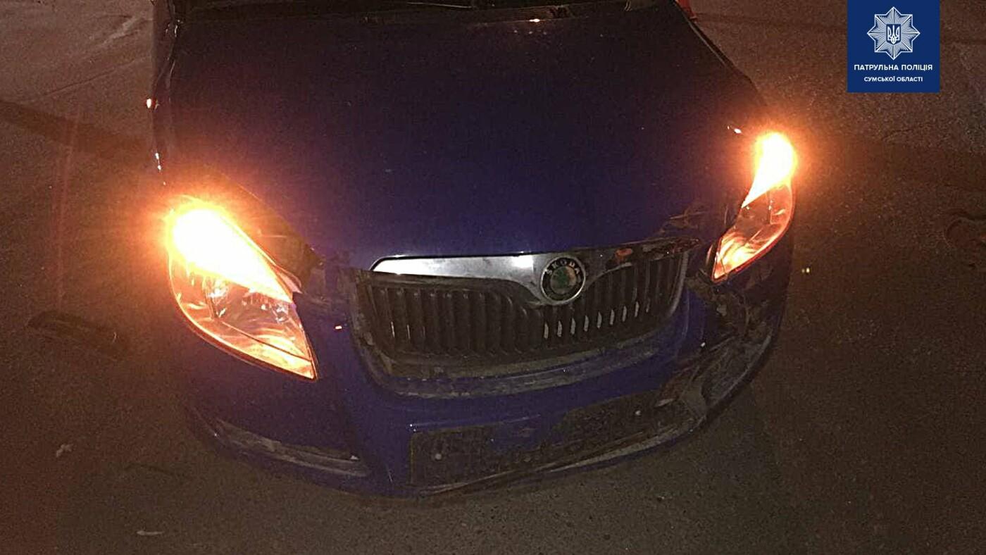 У Сумах внаслідок ДТП до лікарні потрапила 6-річна дитина та 21-річна дівчина, фото-3