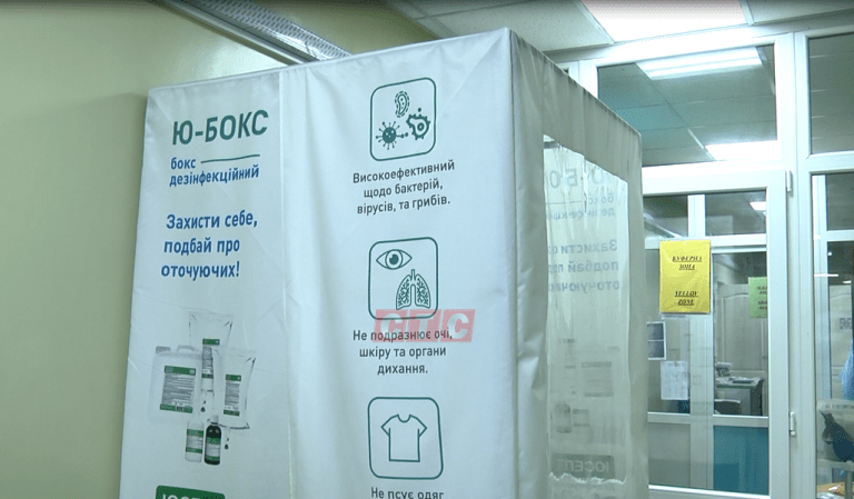 Сумські журналісти побували у відділенні, де лікують хворих на Covid-19, фото-2