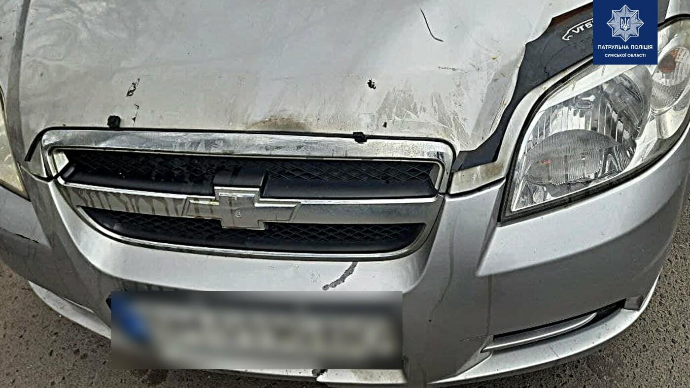 На пр. Шевченка у Сумах на переході збили двох жінок, фото-2