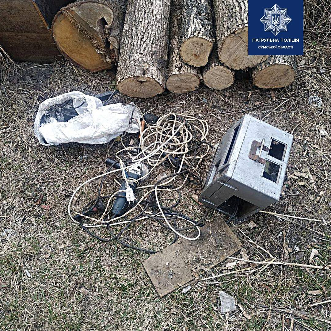 У Сумах затримали грабіжника, який проник до чужого житла, фото-2