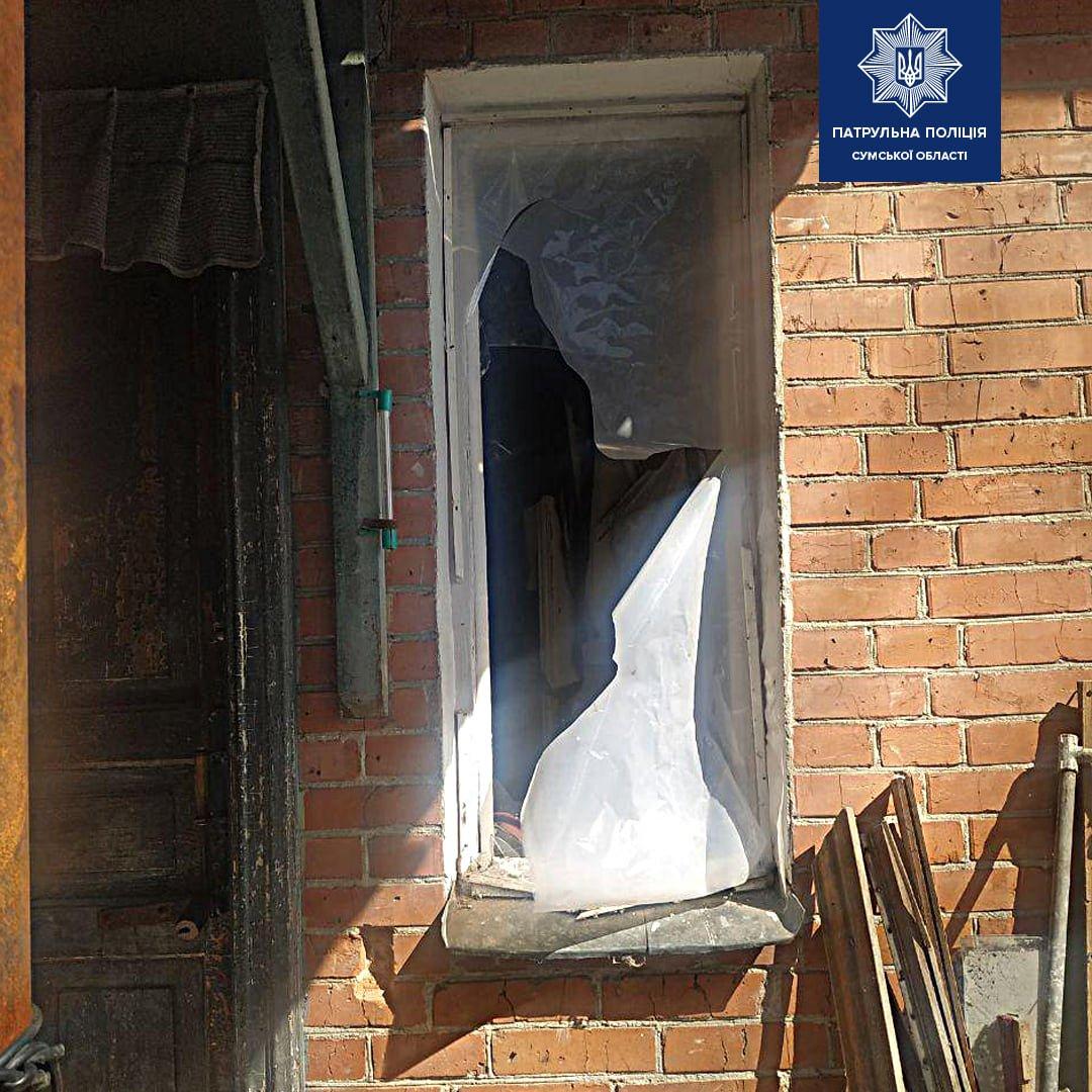 У Сумах затримали грабіжника, який проник до чужого житла, фото-1