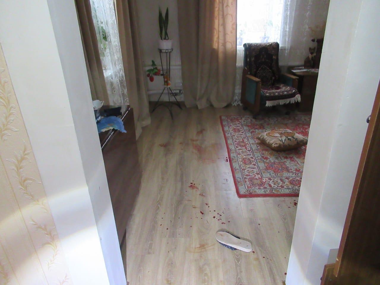 Сімейна сварка: у Ромнах син побив батька молотком по голові, а матір зарізав , фото-2