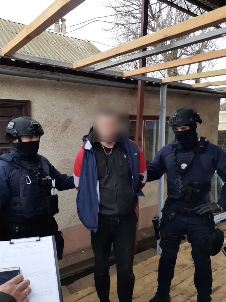 На Сумщині затримано чергового наркоторгівця-закладчика, фото-1