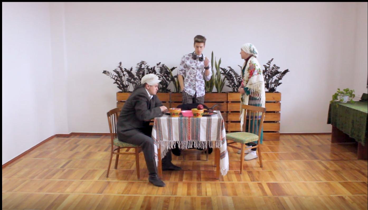 Учасники молодіжного театру «Кураж» з Сум посіли 1 місце у фестиваль-конкурсі «Україна Єдина», фото-1