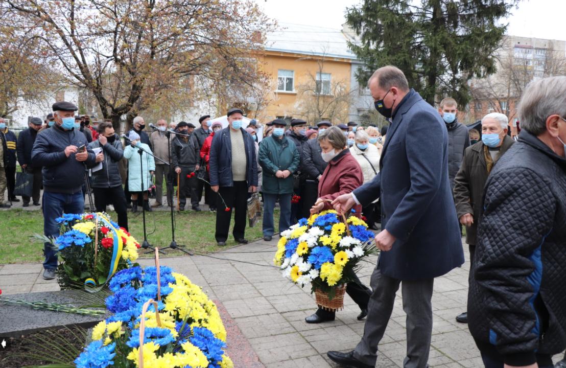 У Сумах вшанували пам'ять жертв Чорнобильської трагедії, фото-4